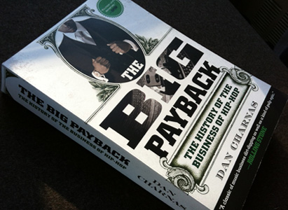 THE BIG PAPERBACK! :: The soft cover of the hardest-hitting hip-hop book is here...
